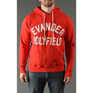 Roots of Fight Holyfield Pullover Hoodie - Red