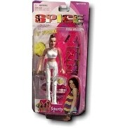 "6"" Sporty Spice Doll in White Outfit - Melanie Janine Chisholm - Spice Girls! - Multi"