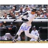 Signed Teixeira Mark New York Yankees 8x10 Photo autographed