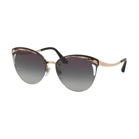 Bvlgari BV6110 20148G 63 Pink Gold Woman Phantos Sunglasses