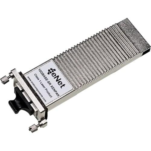 """ENET J8175A-ENC HP Compatible J8175A 10GBASE-SR XENPAK 850nm 300m DOM Duplex SC MMF 100% Tested Lifetime warranty and"