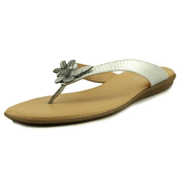 6e9f54eca55 Shop Aerosoles Branchlet Open Toe Synthetic Flip Flop Sandal - Free ...