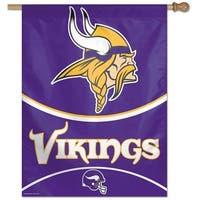 Minnesota Vikings Banner 28x40