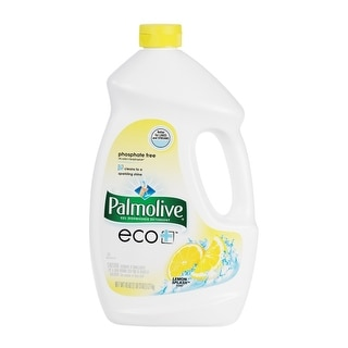 Palmolive 47805 Dishwasher Detergent Gel, Lemon Splash, 45 Oz