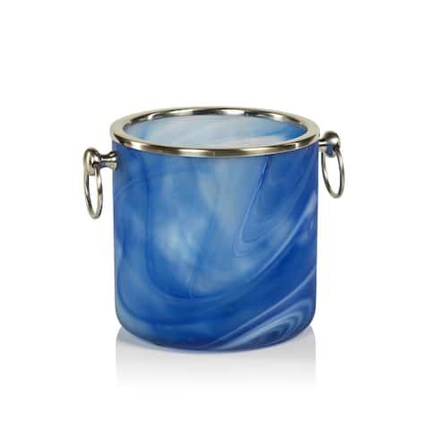 """Piraeus 7"""" Tall Glass Ice Bucket"""