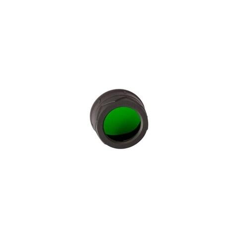 Nitecore 34mm Filter - Green Lens Cap Filter
