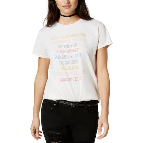 Ban.Do Womens Cities Graphic T-Shirt
