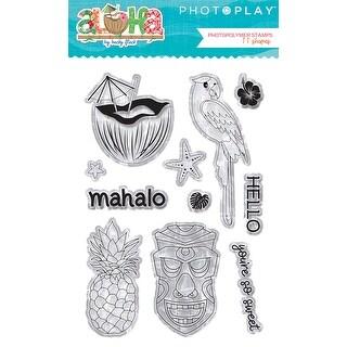 Photoplay Photopolymer Stamp-Aloha