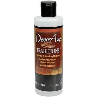 Traditions Artist Acrylic Extender & Blending Medium 8Oz-