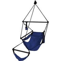 Hammaka Hammocks 121998 Original Hangng Chair Aluminum Dowels - Blue