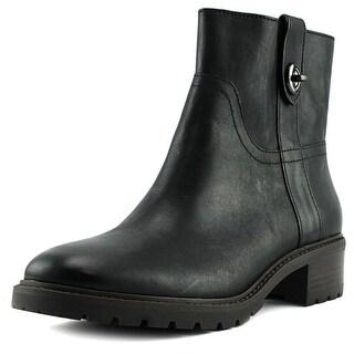 Coach Georgetta Women Black Boots