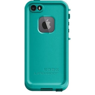 Lifeproof Fre Waterproof Case for Apple iPhone 5/5S/SE (DarkTeal/Teal)