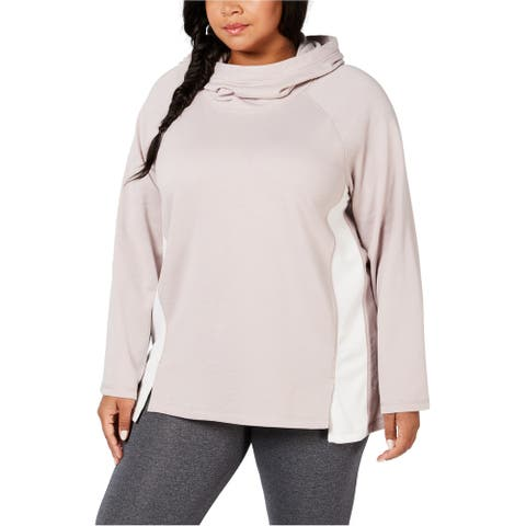 Calvin Klein Womens Colorblocked Pullover Sweater