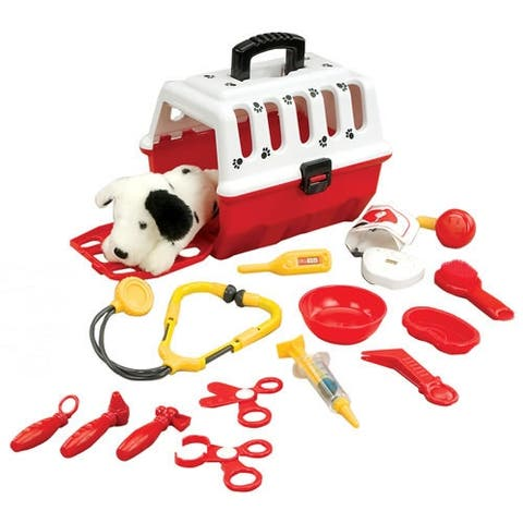 Pretend Play Vet Kit