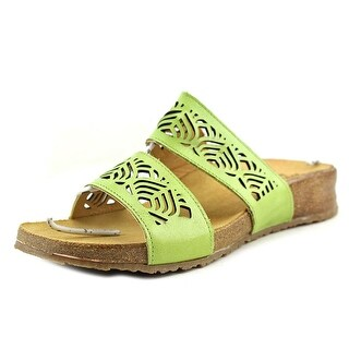 Haflinger GRACE Open Toe Leather Sandals
