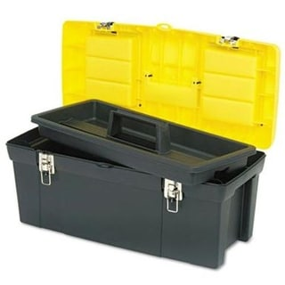Stanley 019151M Tool Box With Tray, 2000 Series, 19""