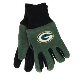 NFL Kids' 3-6 Green Bay Packers Winter Gloves
