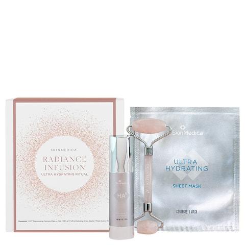 SkinMedica Radiance Infusion Ultra Hydrating Ritual Holiday Kit