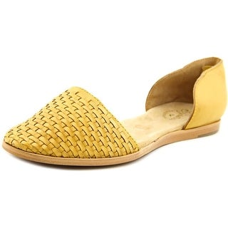 Seychelles Eager Women Round Toe Synthetic Flats