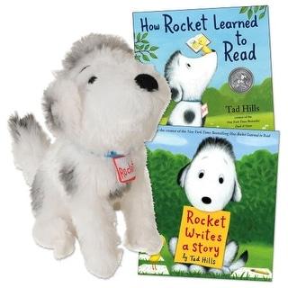 Rocket Doll and Book Set (Set of 2)