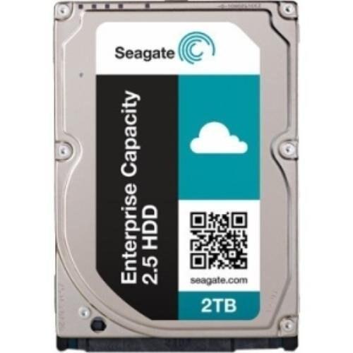 Seagate - Seagate 2Tb Exos 7E2000 Hdd 512E Sas 2.5 7200 128Mb
