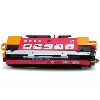 Monoprice Compatible HP Q2673AM Laser Toner  Magenta For use in Color LaserJet 3500, 3550