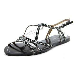 Jessica Simpson Saraota Open Toe Synthetic Sandals