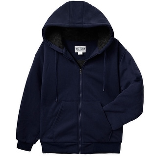 Link to Victory Outfitters Men's Heavyweight Fleece Hoodie Similar Items in Men's Outerwear