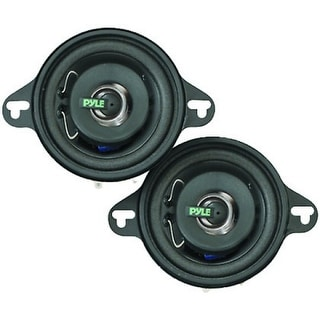 Pyle 3.5'' 80 Watt 2-Way Speakers