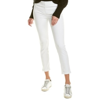 Link to Nydj Slip-On Optic White Skinny Ankle Cut Jean Similar Items in Women's Plus-Size Clothing