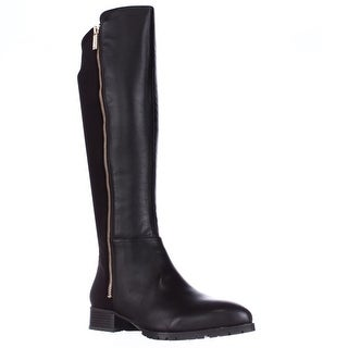 Nine West Legretto Knee-High Boots - Dark Brown