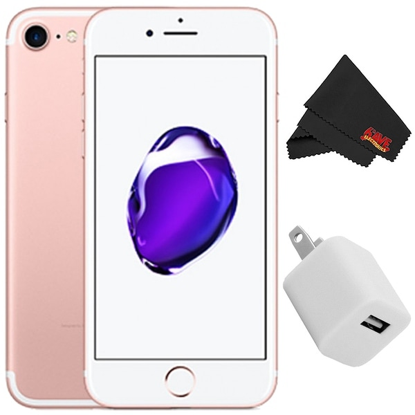 Shop Apple Iphone 7 256gb Rose Gold Unlocked With