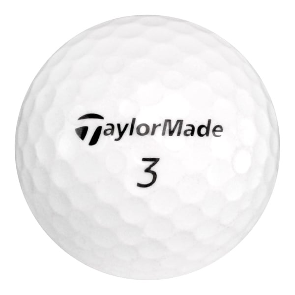 48 TaylorMade Mix - Near Mint (AAAA) Grade - Recycled (Used) Golf Balls