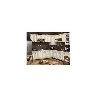 """Sunny Wood SLP3090OCD-A Sanibel 30"""" x 90"""" Oven Cabinet"""