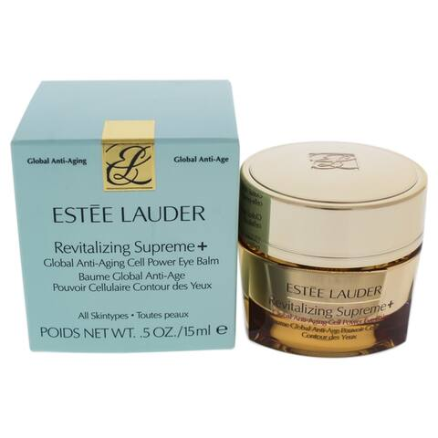 Estee Lauder Revitalizing Supreme Plus Global Anti-Aging Cell Power Eye Balm Balm 0 5 Oz