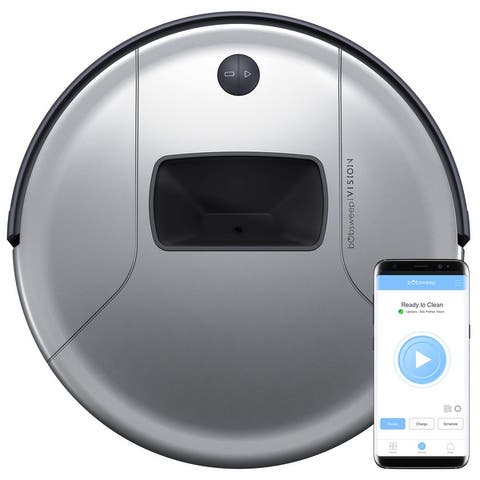 bObsweep PetHair Vision Wi-Fi Connected Robotic Vacuum Cleaner