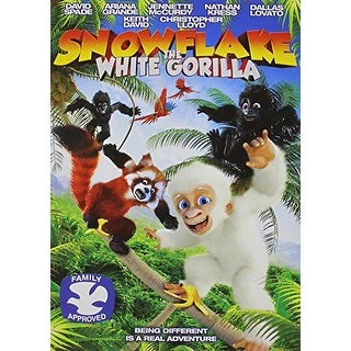 Snowflake the White Gorilla [DVD]