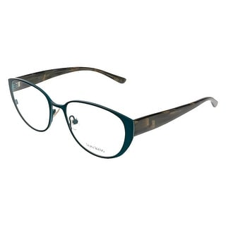 Vera Wang V 304 TL 52 Teal Full Rim Cateye Optical Frame