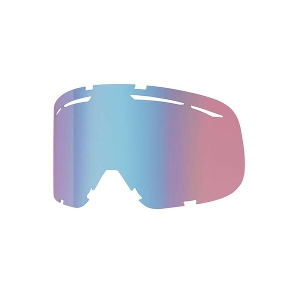 Smith Optics Drift Ski Goggle - Replacement Lens - Blue Sensor Mirror - DT3Z