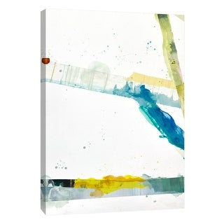 """PTM Images 9-108499  PTM Canvas Collection 10"""" x 8"""" - """"Jubilee 2"""" Giclee Abstract Art Print on Canvas"""
