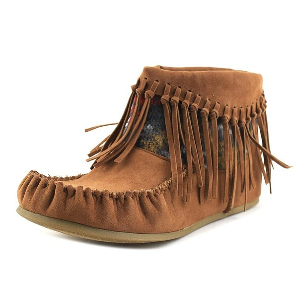Rock & Candy Macee Women Chestnut Boots