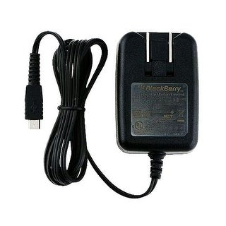 OEM Blackberry Cell Phone Travel Wall Charger Adapter