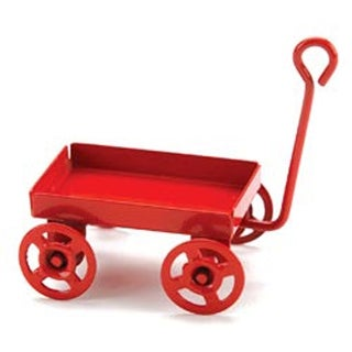 Red Wagon - Timeless Miniatures
