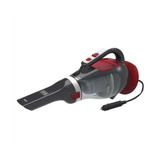 Black And Decker BDH1220AV Automotive Dustbuster Hand Vacuum, 20.6 Oz