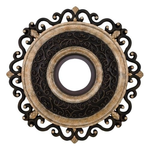 """MinkaAire CM7022 22"""" Ceiling Medallion from the Napoli Collection"""