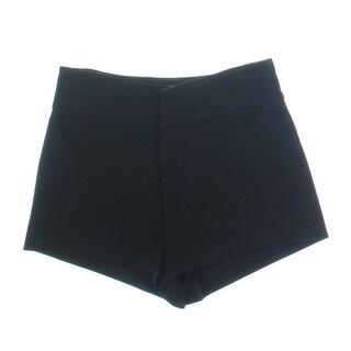 Catherine Malandrino Womens Knit Stretch Casual Shorts - 4