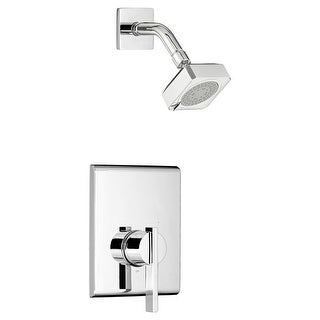American Standard TU184.507  Times Square Shower Only Trim Package with 1.75 GPM Multi Function Shower Head