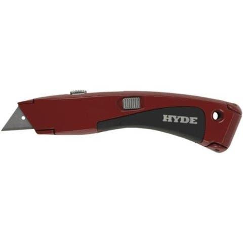 Hyde 42081 Maxx Grip Utility Knife