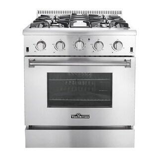 Thor Kitchen HRG3080U 30 Inch Wide 4.2 Cu. Ft. Capacity Freestanding Gas Range w