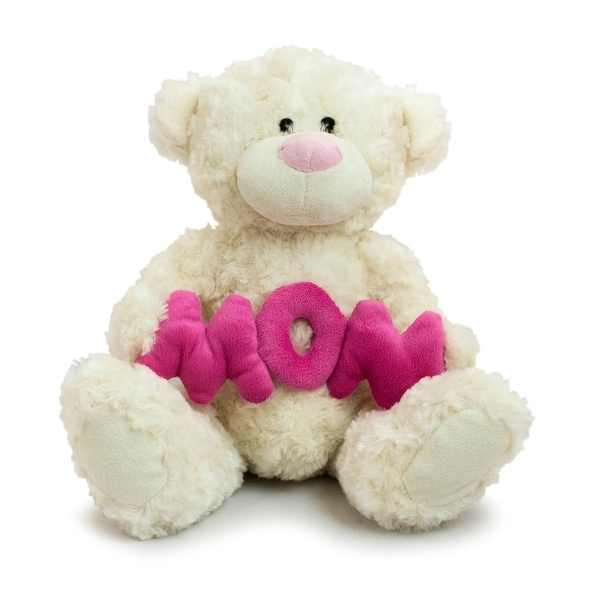 "Beverly Hills Teddy Bear Company ""Mom"" Bear, 12"" - 12.0 in. x 9.0 in. x 9.0 in."